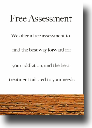 Alcohol Detox Free Assessment