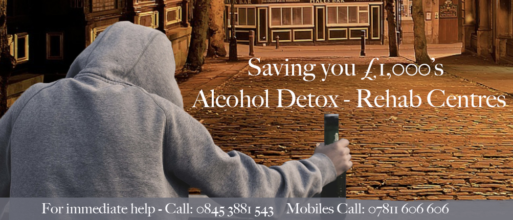 Alcohol Rehab - Contact